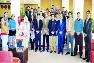 وسیم سیال پنجاب نیٹ بال ایسوسی ایشن کے صدر 'چودھری رضوان سیکرٹری منتخب