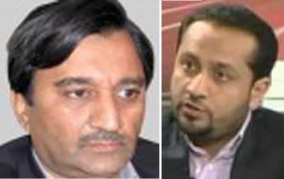 جعلی مینڈیٹ والوں سے حکومت نہیں سنبھالی جارہی :پرویز ملک'خواجہ عمران نذیر
