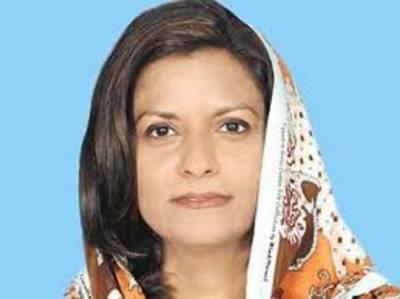 سٹیٹ بنک کی رپورٹ کٹھ پتلی حکومت کے منہ پر طمانچہ ہے، نفیسہ شاہ