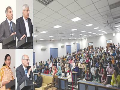 سوہانجنا قدرت کا عظیم تحفہ ہے:پروفیسر سعید قریشی