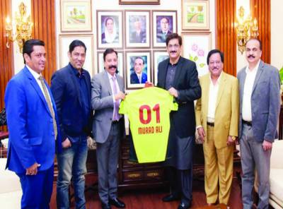 خواہش ہے ا چھی ٹیمیں پی ایس ایل فائنل کھیلیں:وزیر اعلیٰ سندھ