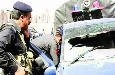 ڈی آئی خان: پولیس وین پر دہشت گردوں کا حملہ' ایس ایچ او سمیت 5 اہلکار شہید
