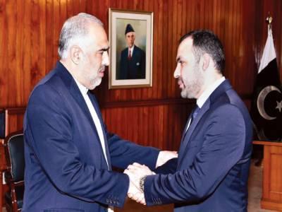 سپیکر قومی اسمبلی سے افغان سفیر کی ملاقات، خطے کی صورتحال پر تبادلہ خیال