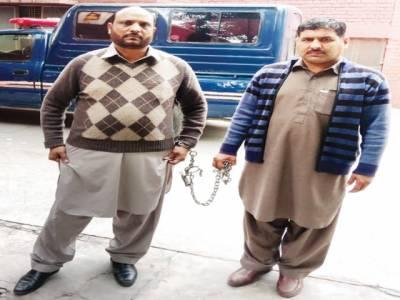 محکمہ اینٹی کرپشن، ایڈیشنل ایس ایچ او شہری کو ہراساں اور 10ہزار روپے لیتے ہوئے گرفتار