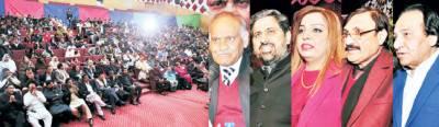 حکومت فنکاروں کی محرومیوں اور مایوسیوں کا ازالہ کرے گی، فیاض الحسن چوہان