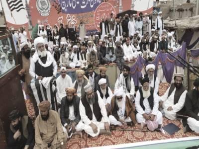 پاک فوج کی موجوگی میں دشمن پاکستان کی طرف میلی آنکھ سے دیکھنے کی جرات نہیں کرسکتا: فضل الرحمٰن