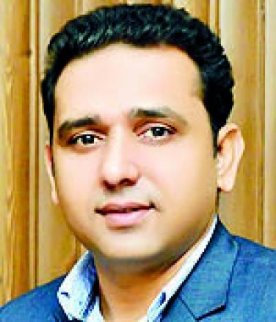 نو نرسریاں لگائی ہیں جن میں پودوں کی نشونما کا سلسلہ جاری ہے ، آصف محمود