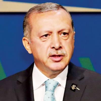مودی کو فون، خطے کے ممالک دہشتگردی کیخلاف فیصلہ کن اقدامات کریں: ترک صدر