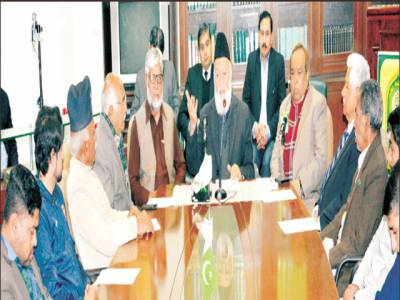 قرارداد مقاصد پاکستان کو فلاحی مملکت بنانے کیلئے راہ عمل کی نشان دہی کرتی ہے: مقررین