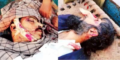 موڑکھنڈا: پلاٹ کے تنازعہ پر فائرنگ، 2افراد جاں بحق، ایک زخمی