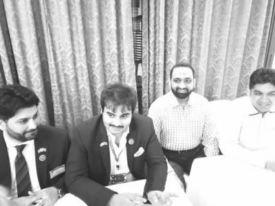 رائس ایکسپورٹر ایسوسی ایشن کے وفد کا دورہ سعودی عرب، بریانی نائٹ کا اہتمام