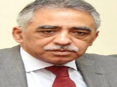 سابق گورنر سندھ محمدزبیر کی آئندہ تین ماہ میں ڈالر 160 روپے تک جانے کی پیشگوئی