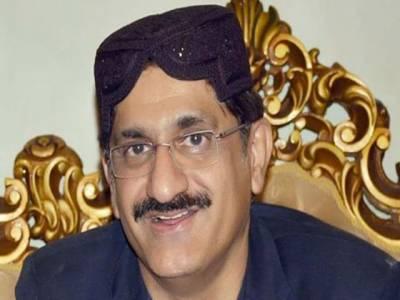 عمران خان اپنی خیر منائیں، جیالوں کو کسی کنٹینر کی ضرورت نہیں:مراد علی شاہ