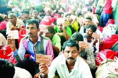 پاکستان نے 100 بھارتی ماہی گیروں کو انڈین بارڈر فورس کے سپرد کر دیا