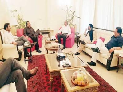 حکومت اسلام آباد میں بین الاقوامی معیار کا کرکٹ سٹیڈیم تعمیر کریگی :نعیم الحق