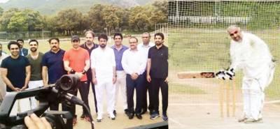 بین الپارلیمانی کرکٹ ورلڈ کپ'پاکستان ٹیم کیلئے سپیکر قومی اسمبلی سمیت27ارکان کے ٹرائلز