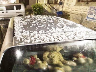 بارش سے بلوچستان میں مزید 10، لاہور میں 3 جاں بحق، ژالہ باری، کئی علاقوں میں بجلی بند