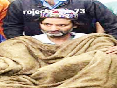 یاسین ملک شدید علیل، نئی دہلی کے ہسپتال منتقل، پاکستان کا اظہار تشویش