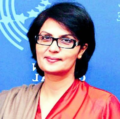 ڈاکٹر ثانیہ نشتر وزیراعظم کی معاون خصوصی سماجی تحفظ وغربت مٹا ومہم مقرر