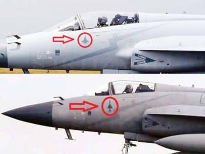 بھارتی طیارے مار گرانے والے طیاروں پر سخوئی 30، میراج ایئر کرافٹس کے مونوگرام لگا دیئے گئے