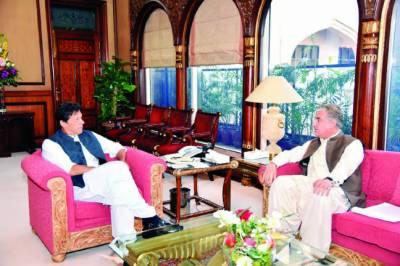 وزیراعظم سے شاہ محمود کی ملاقات' بھارت چین جاپان سمیت کئی اہم ملکوں میں نئے سفیروں کا تقرر