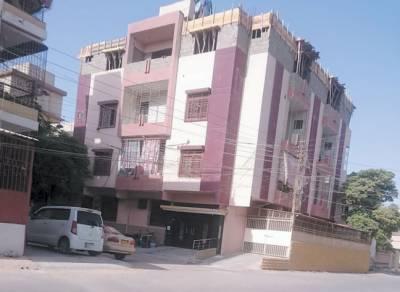 ناظم آباد میں غیر قانونی تعمیرات عروج پر