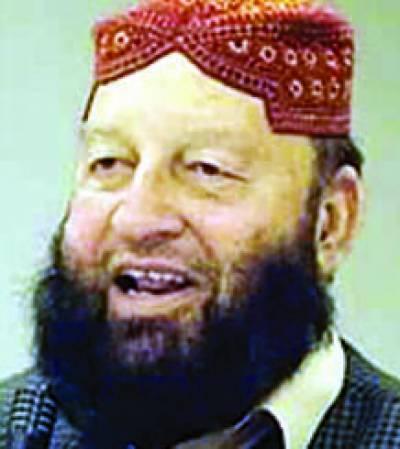 साबिक़ा एम पी ए'अमीर जमात-ए-इस्लामी जुनूबी पंजाब डाक्टर सय्यद वसीम अख़तर इंतिक़ाल कर गए