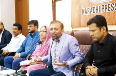 تحریک انصاف حکومت کوئی معاشی ہدف حاصل نہیں کرسکتی: فاروق ستار