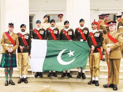 پاک فوج نے انٹرنیشنل ملٹری ڈرل مقابلہ جیت لیا