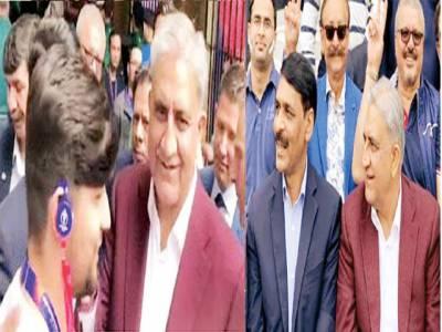 گرین شرٹس 49 رنز سے کامیاب، جنوبی افریقہ ورلڈ کپ سے باہر، ''ویل پلیڈ پاکستانی ٹیم'': جنرل باجوہ