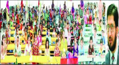 نسل نوجہد مسلسل کوشعاربنائے'ملکی ترقی میں کردار ادا کرے:سلطان احمدعلی