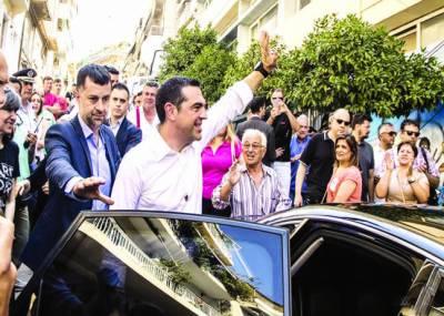 یونانی وزیراعظم الیکسز نے پارلیمانی انتخابات میں شکست تسلیم کر لی