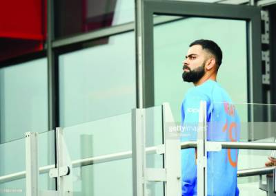 45 منٹ کی خراب کرکٹ کھیل کر مشن کو ختم کردیا:ویرات کوہلی