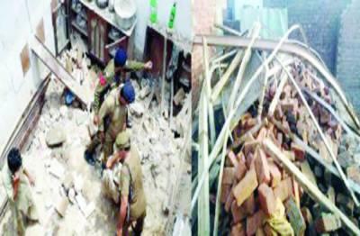 بارشیں جاری' کوٹ عبدالمالک میں مکان کی چھت گرنے سے میاں بیوی 5 بچوں سمیت جاں بحق
