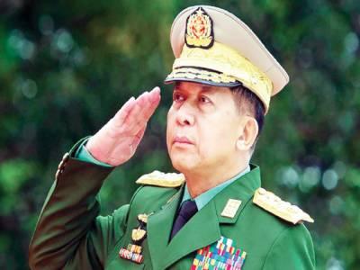 روہنگیا مسلمانوں کا قتل عام: امریکہ نے میانمار کے کمانڈر انچیف، نائب سمیت 4 جرنیلوں پر پابندیاں لگا دیں