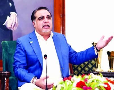 پاکستان میں میڈیا مکمل آزاد ہے، گورنر سندھ