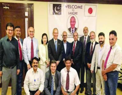 جاپان کراٹے ایسوسی ایشن پاکستان کے زیر اہتمام لاہور میں گو ڈان سرٹیفکیٹ کورس