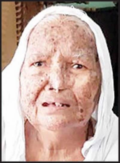 سکھوں کے حملے سے بچنے کیلئے سب نہر میں کود گئے: حسین بی بی