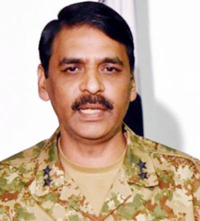 مقبوضہ کشمیر کے حامی اکائونٹس بند کئے جا رہے ہیں' معاملہ فیس بک' ٹویٹر سے اٹھا دیا: فوجی ترجمان