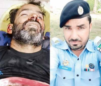 اسلام آباد میں فائرنگ سکیورٹی سیکنر پر مامور 2 پولیس اہلکار شہید، ایک زخمی