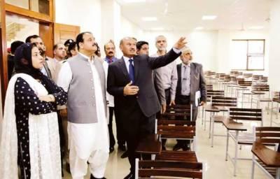 نئے پاکستان کی بنیاد میرٹ پر ہے: عثمان بزدار