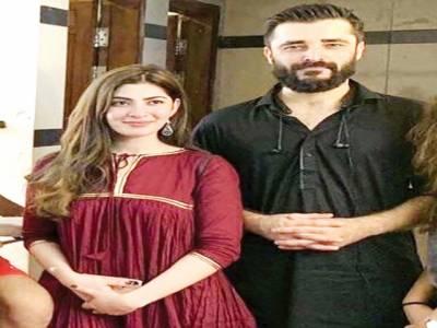 25 اگست کو نیمل خاور سے شادی ہو گی: حمزہ عباسی کی تصدیق