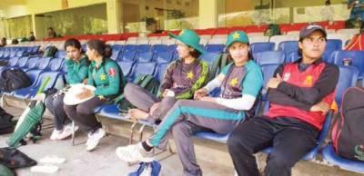قومی خواتین کرکڑز کیلئے ایبٹ آباد میں ہائی پرفارمنس کیمپ جاری