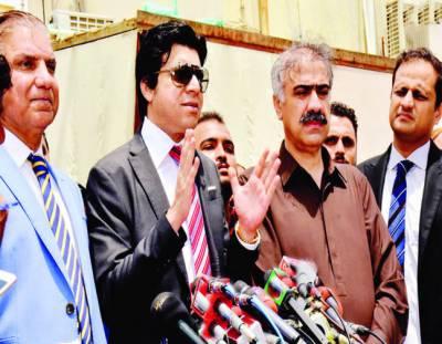 سندھ حکومت کے ساتھ مل کر پانی کا مسئلہ حل کرنا چاہتے ہیں: فیصل واوڈا
