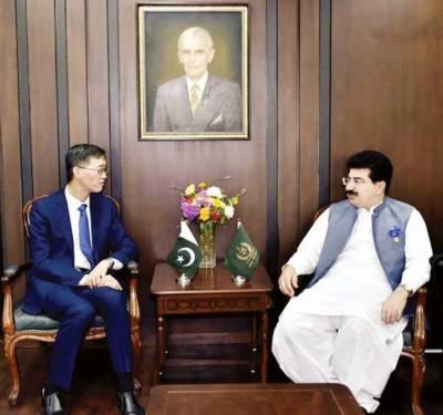 عالمی برادری کشمیر میں مظالم رکوائے:چینی سفیر، بھارت غیر قانونی اقدام واپس لے : افغان وفد
