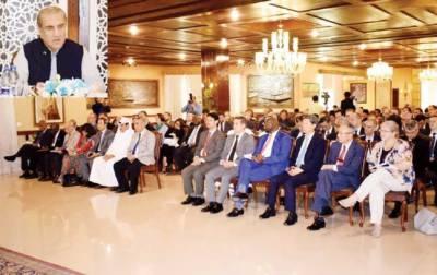 پاکستان کو بلیک لسٹ نہیں کیا، ایف ٹی اے ایف: بھارت کو منہ کی کھانا پڑی: وزیر خارجہ