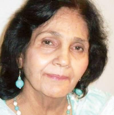 ماضی کی معروف براڈ کاسٹر ثریا شہاب انتقال کر گئیں' اسلام آباد میں سپردخاک
