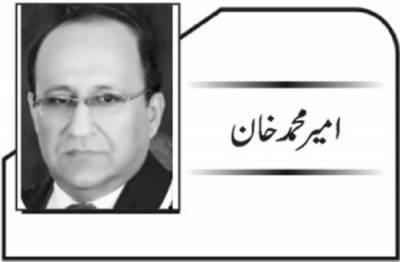 کچرا سیاست۔۔ مولانا فضل الرحمان کا امپائر کون ہے ؟