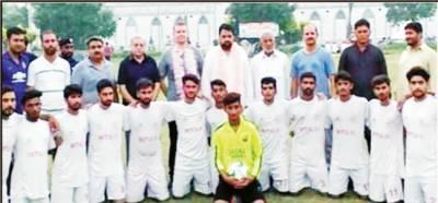 کھیلوں کے میدان آباد ہونے سے شعور بیدار ہوتا ہے : محمد خالد وسیم