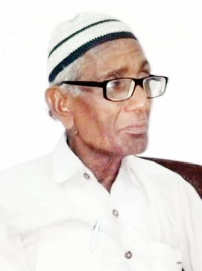 حیدرآباد: سینئر صحافی عثمان اجمیری انتقال کر گئے، 60 برس سے نوائے وقت سے منسلک تھے